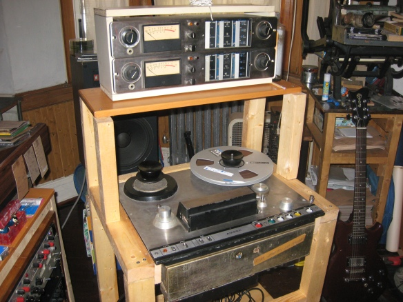 Fully pimped Ampex 440