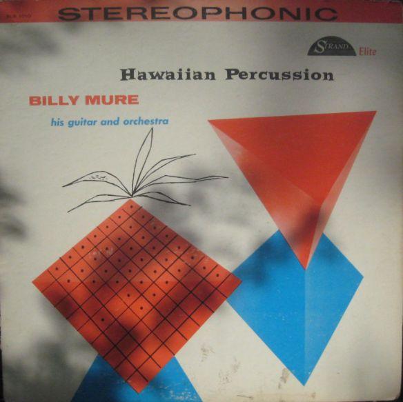 BillyMure_HawaiianPercussion
