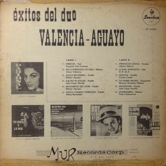 ExitosDeValenciaAguayo