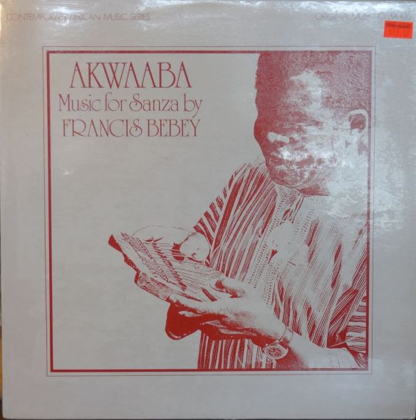 Francis Bebey Akwaaba Music For Sanza