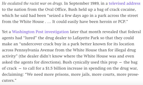 Bush_Drugs