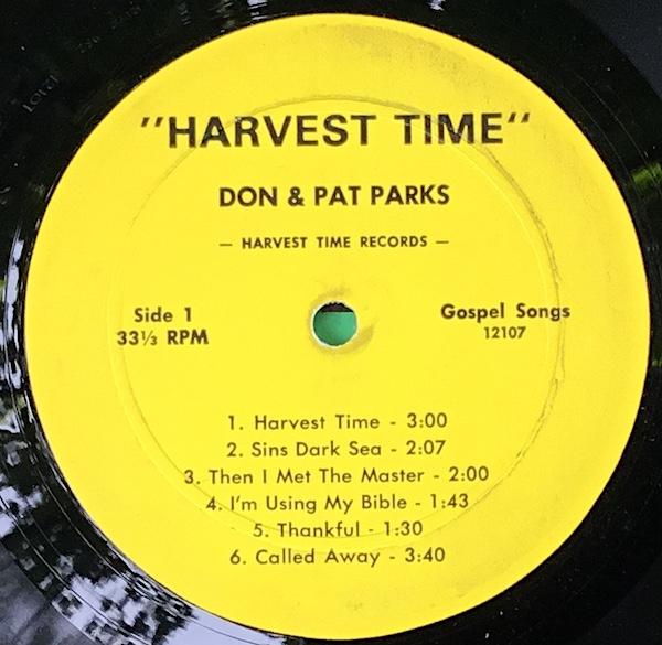 DonPatParks_HarvestTimeSide1