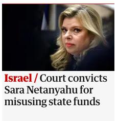 Netanyahu'sWife
