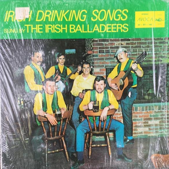 IrishBalladeers_IrishDrinkingSongs