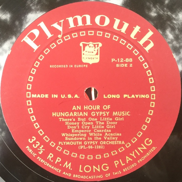 HungarianGypsyMusic_Side2