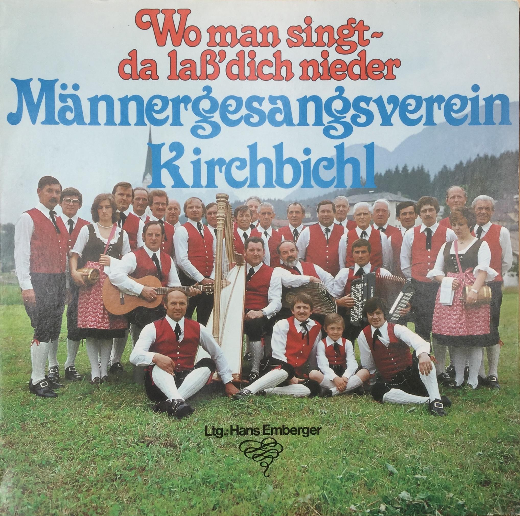 MannergesangsvereinKirchbichl