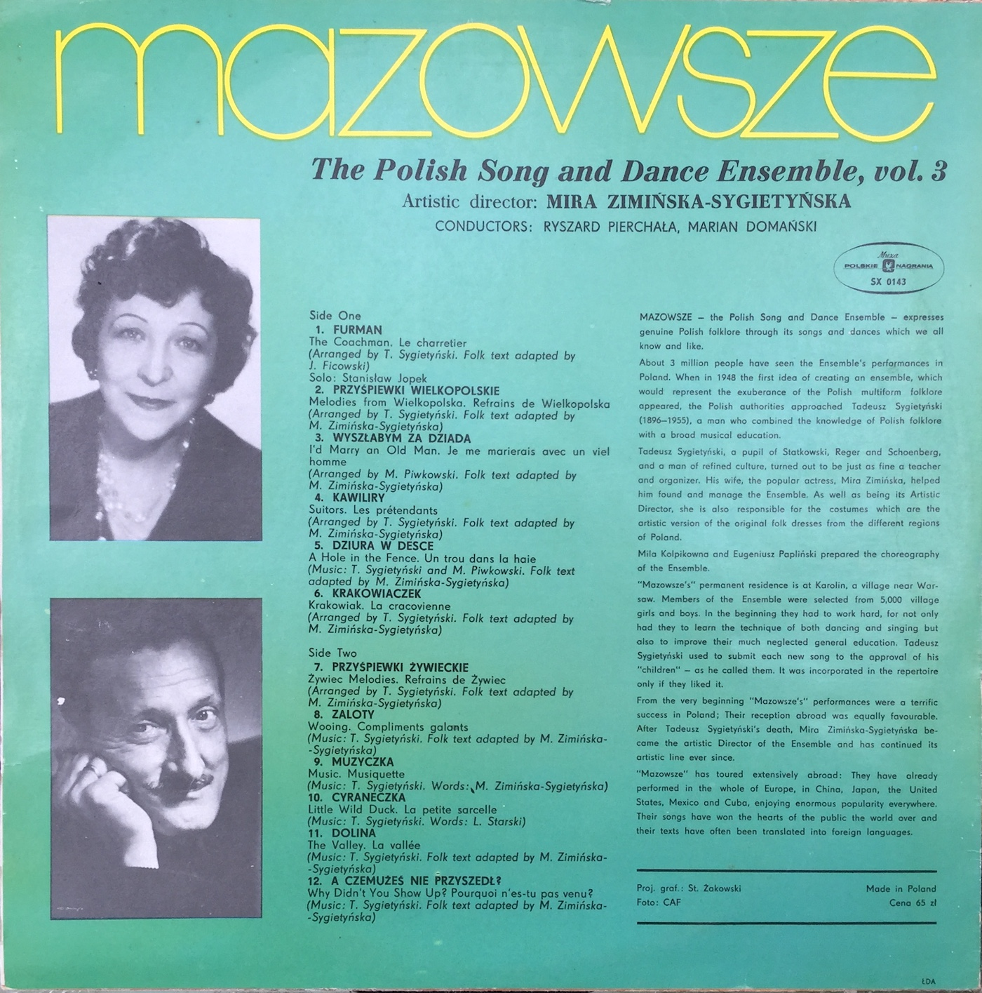 Mazowse_PolishSongAndDanceVol3Back