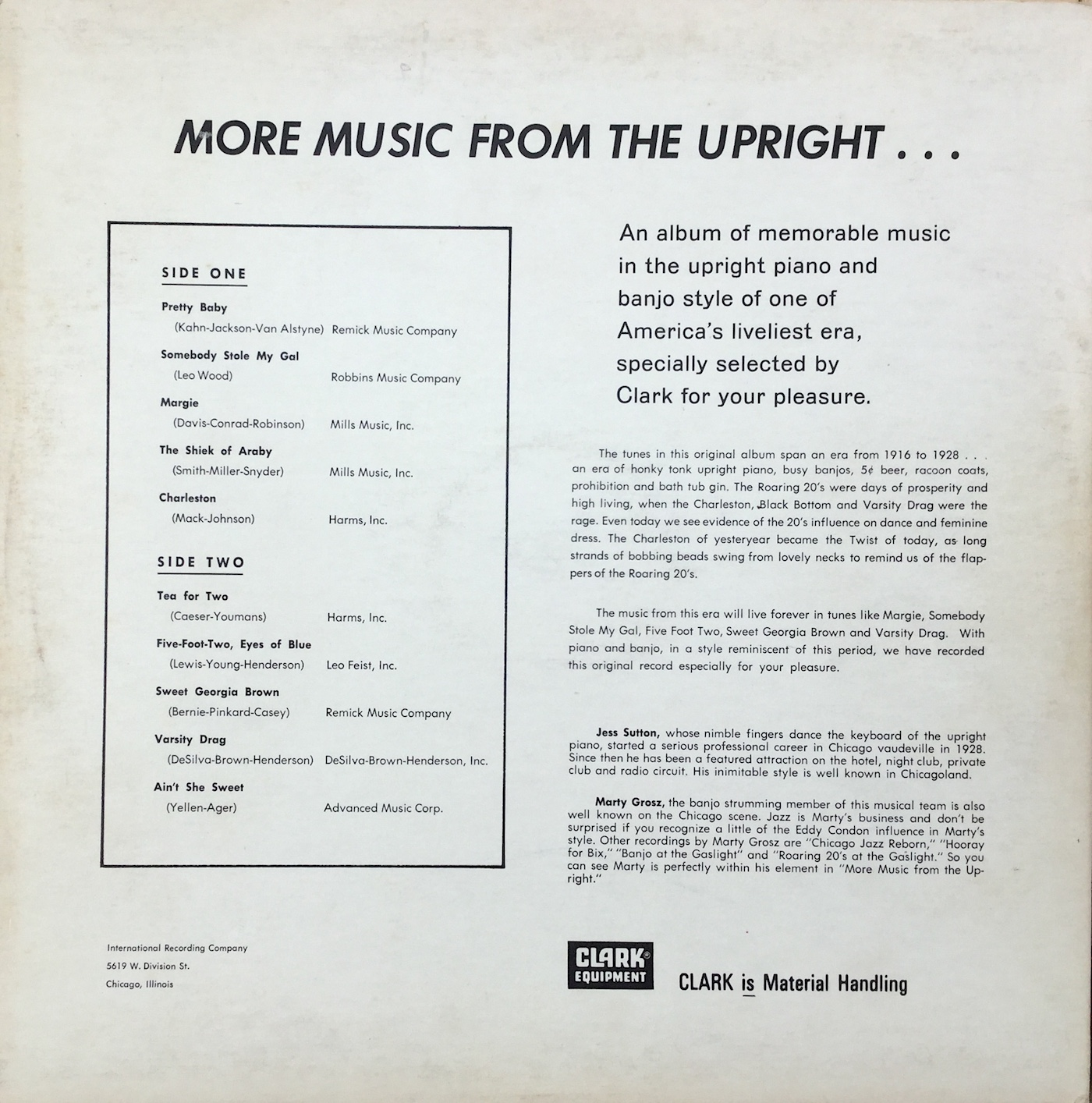 MusicFromTheUprightBack
