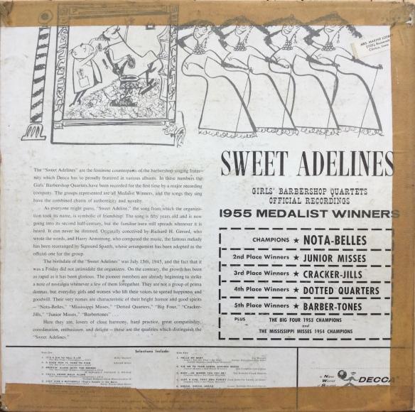 SweetAdelines_1955Back