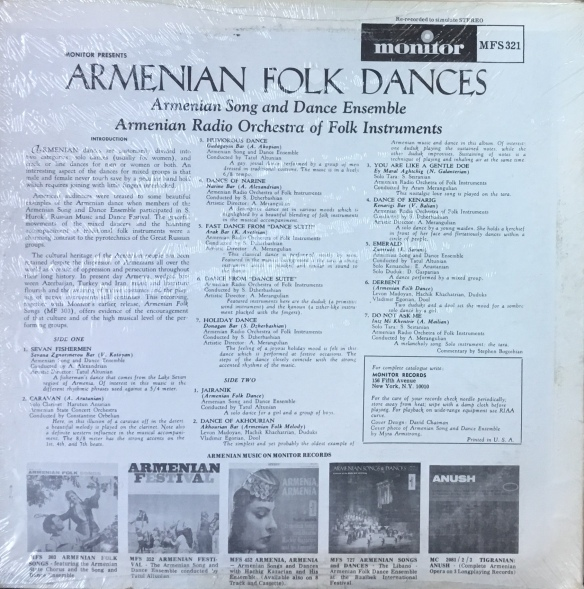 ArmenianFolkSongsB