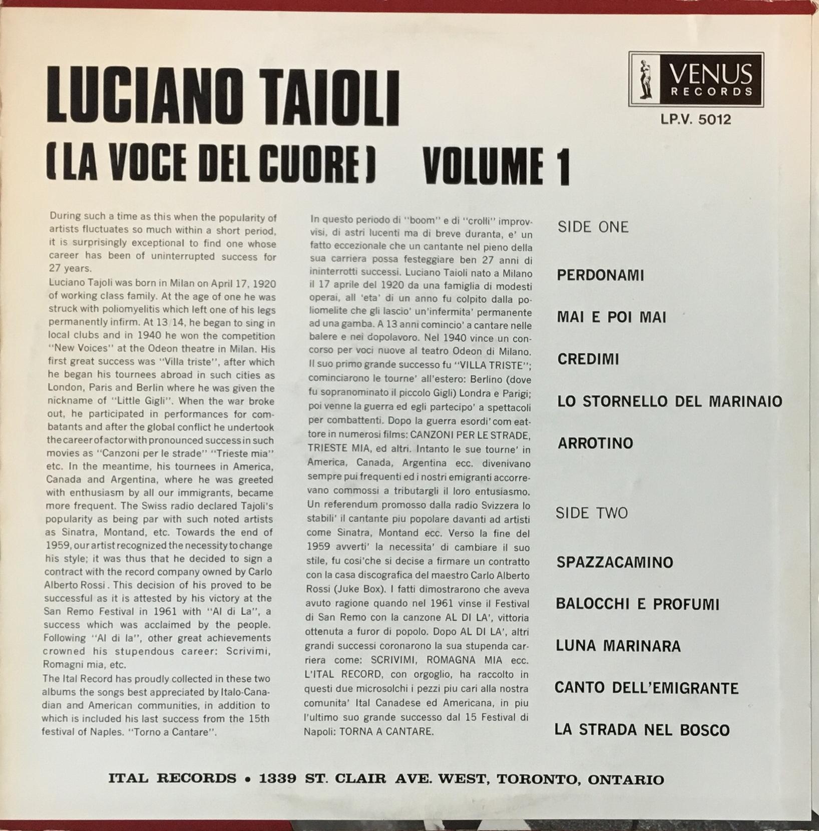 LTaioli_LaVoceDelCuoreBack