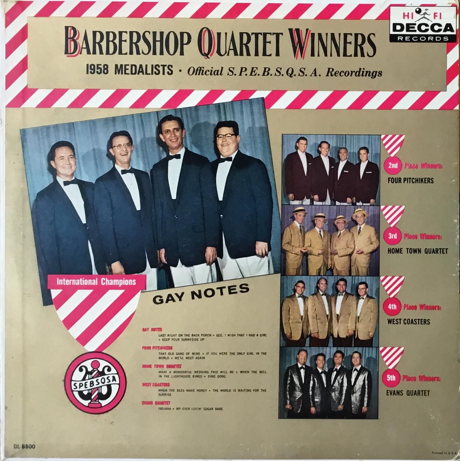 BarbershopQuartet1958