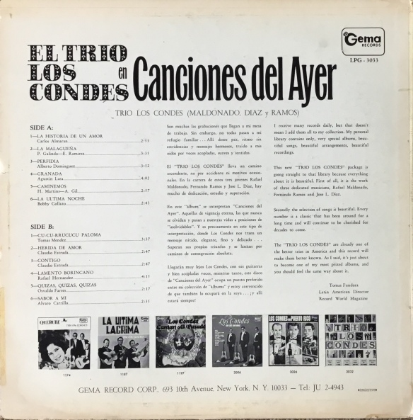 ElTrioLosCondes_CancionesBack