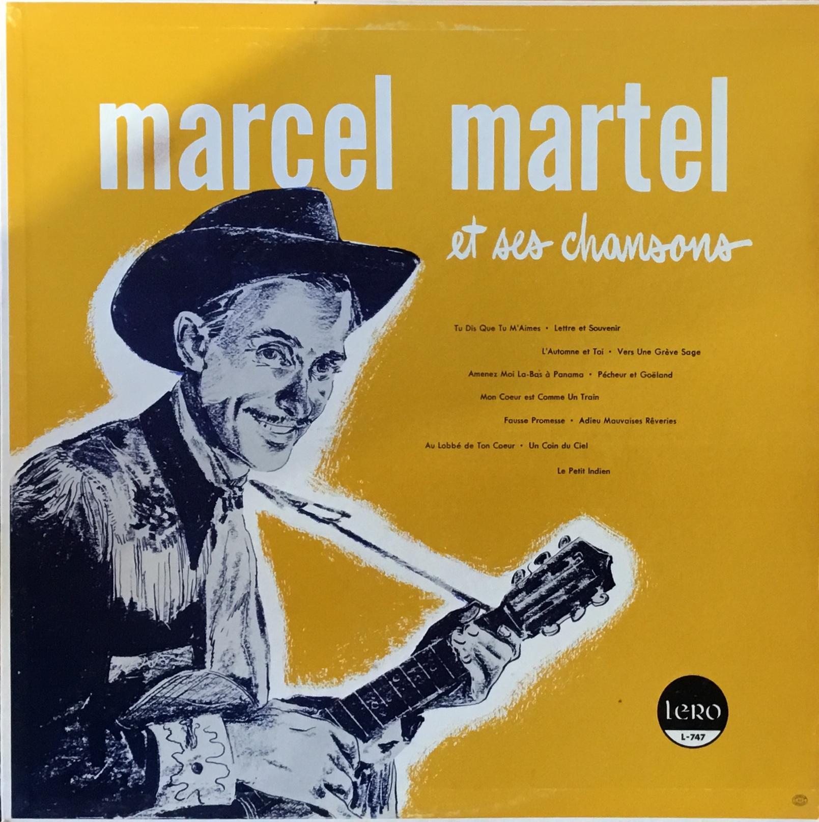 MarcelMartelEtSesChansons