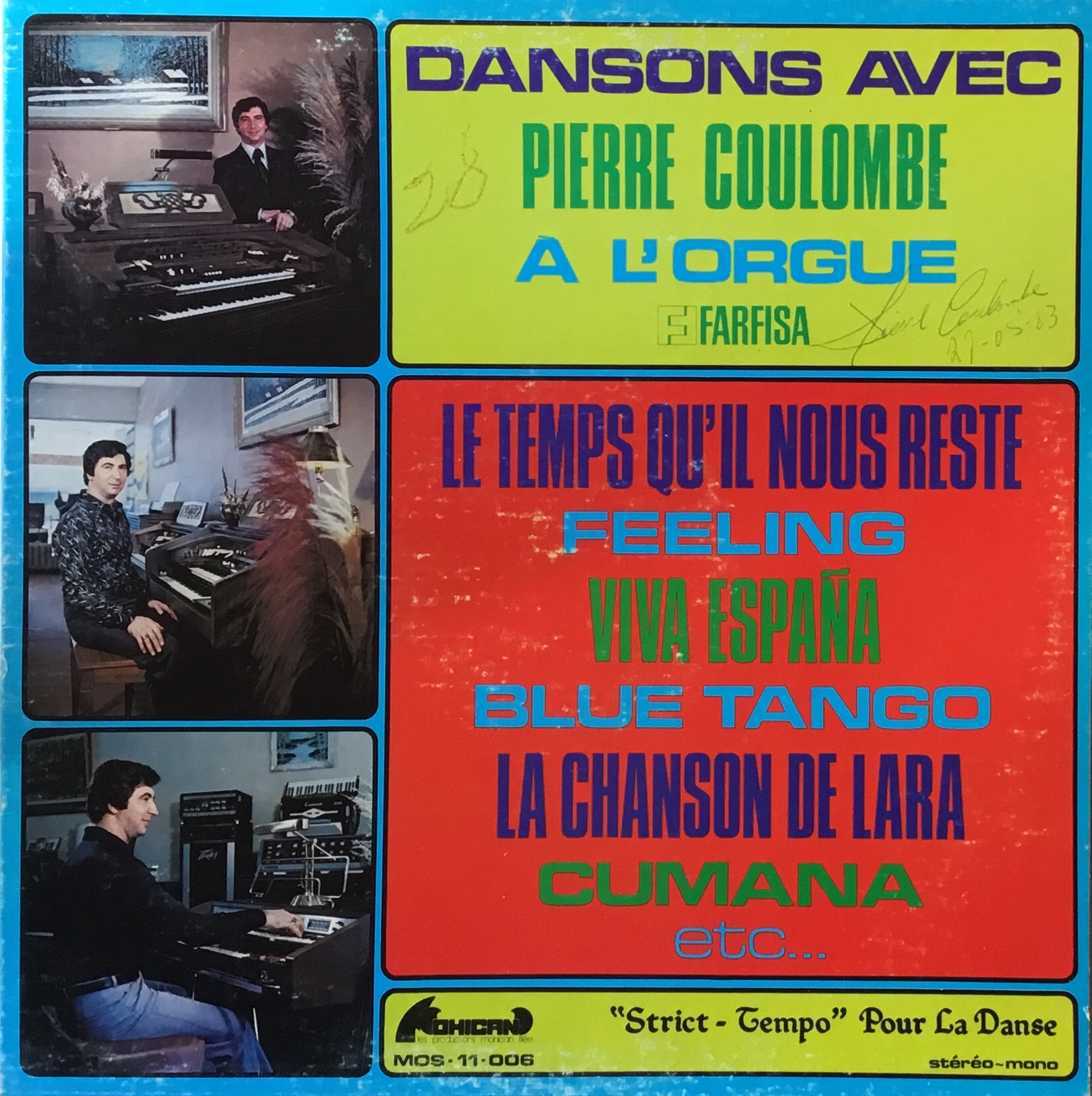 PierreCoulombe_Dansons