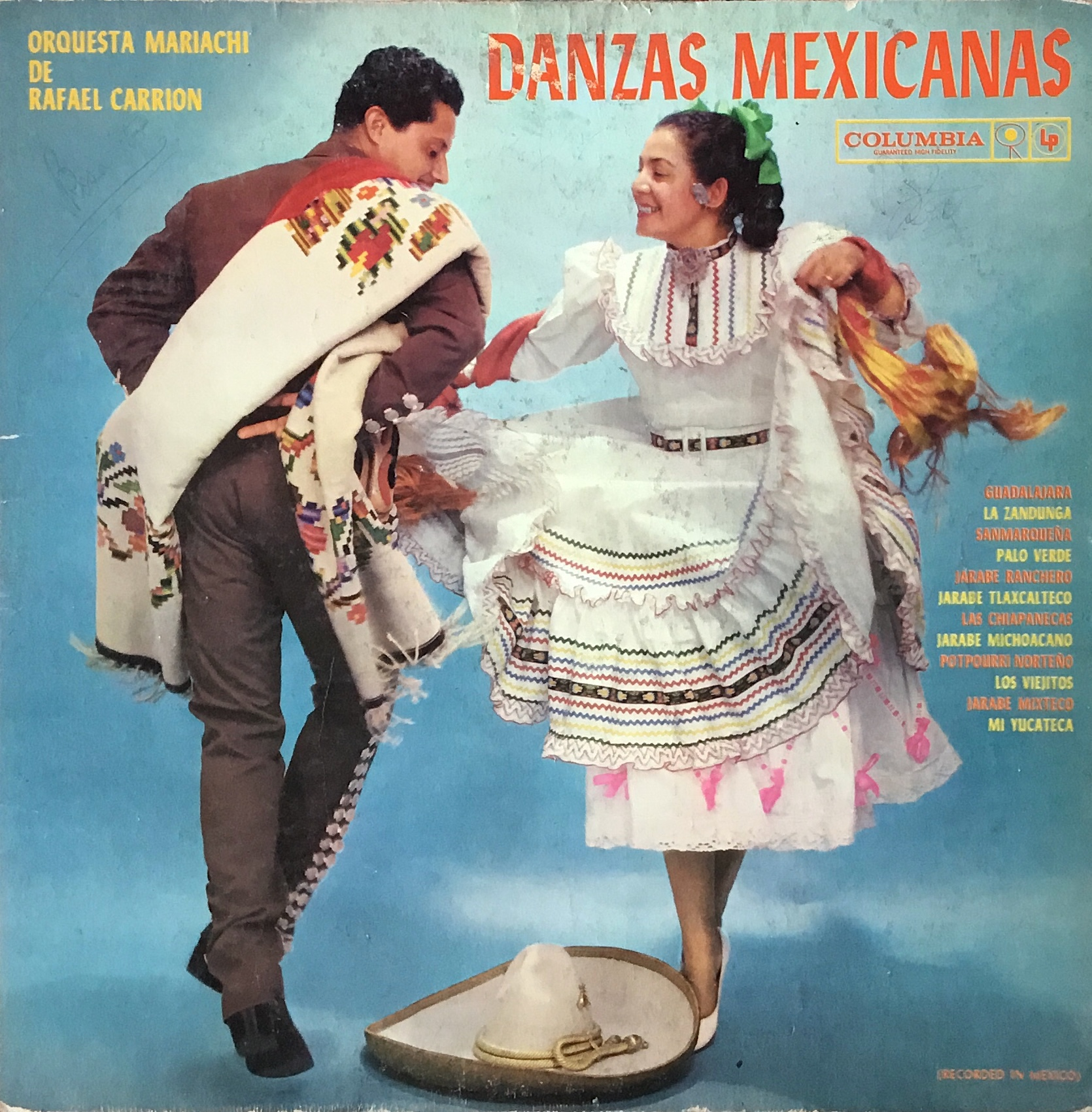 RCarrion_DanzasMexicanas