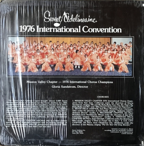 SweetAdelines_1976Back