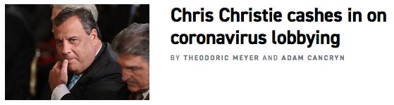 ChrisChristie_Lobbying